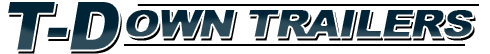 T-Down Trailer Sales logo