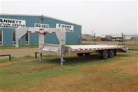 2021 EBY GN 15.9k Tandem axle